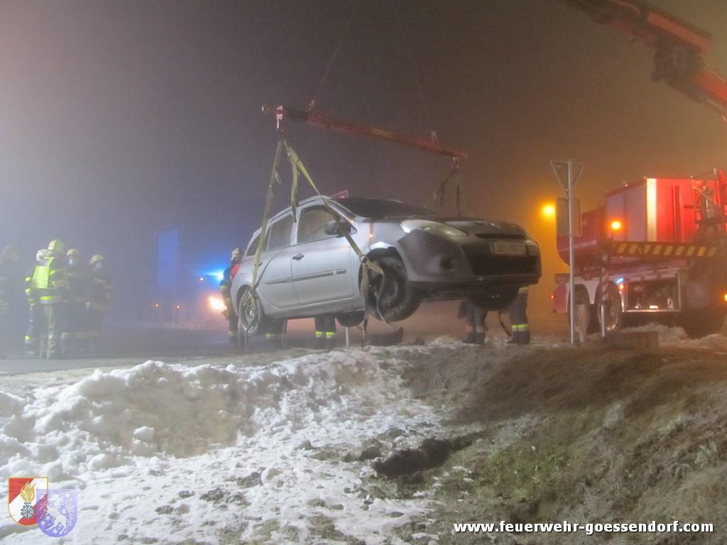 Verkehrsunfall/Fahrzeugbergung